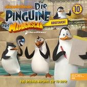 Folge 10: Abgetaucht (Das Original-Hörspiel zur TV-Serie) von Die Pinguine aus Madagascar