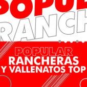 Popular, rancheras y vallenato top by Various Artists
