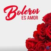 El Amor Es Bolero by Various Artists