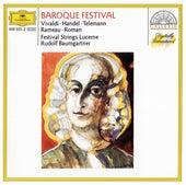 Baroque Festival de Wolfgang Schneiderhan