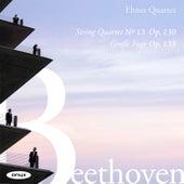 Beethoven: String Quartet No.13, Op.130, Grosse Fuge, Op133 von Ehnes Quartet