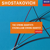 Shostakovich: The String Quartets by Fitzwilliam Quartet