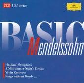 Basic Mendelssohn de Herbert Von Karajan