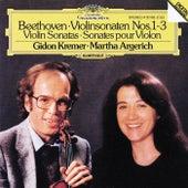 Beethoven: Sonatas for Violin and Piano de Gidon Kremer