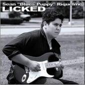 Licked by Sean Blues Puppy Riquelme