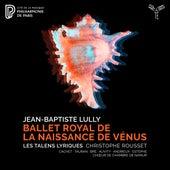 Lully: Ballet royal de la Naissance de Vénus de Chœur de Chambre de Namur