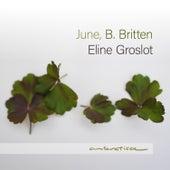 Britten: Suite for Harp, Op. 83 by Eline Groslot