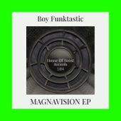 Magnavision Ep de Boy Funktastic
