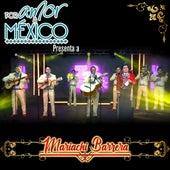 Por Amor a México Presenta a Mariachi Barrera by Mariachi Barrera
