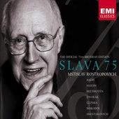 Slava 75 von Mstislav Rostropovich