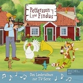 Das Liederalbum zur TV-Serie von Pettersson und Findus