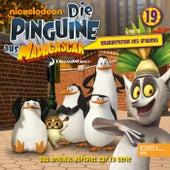 Folge 19: Knabberkram des Grauens (Das Original-Hörspiel zur TV-Serie) von Die Pinguine aus Madagascar