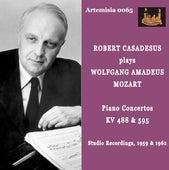 Mozart: Piano Concertos Nos. 23 & 27 by Robert Casadesus