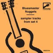 Bluesmaster Nuggets, Set 4 von Various Artists