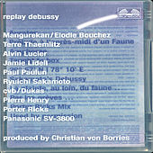 Replay Debussy by Various Artists