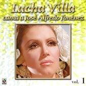 Canta a Jose Alfredo Jimenez, Vol.1 de Lucha Villa
