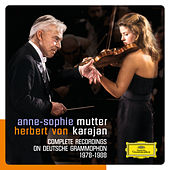 Complete Recordings On Deutsche Grammophon de Anne-Sophie Mutter