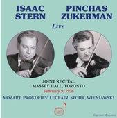 Isaac Stern & Pinchas Zukerman (Live) de Isaac Stern