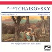 Tchaikovsky - Piano Concerto no. 1 - Symphony no. 2 (feat. Misha Dichter) von SWF Symphony Orchestra Baden-Baden