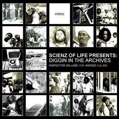 Diggin in the Archives von Scienz Of Life
