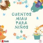 Cuentos Miau para Niños 4 (¡Qué Jaleo, Timoteo! / ¡Ug! / ¡Buen Camino, Celestino! / el Mosquito / la Bruja Pocha / Marcelina en la Cocina) de Ediciones Jaguar