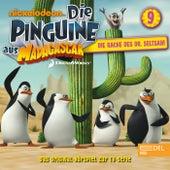Folge 9: Die Rache des Dr. Seltsam (Das Original-Hörspiel zur TV-Serie) von Die Pinguine aus Madagascar