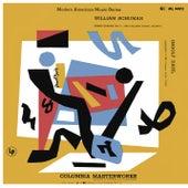 Schumann: String Quartet No. 4 - Dahl: Concerto for Clarinet, Violin & Cello