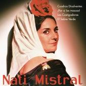 Cuadros Disolventes (EP) (Remasterizado 2021) de Nati Mistral