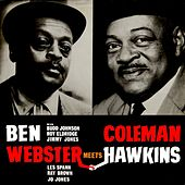 Ben Webster Meets Coleman Hawkins von Ben Webster