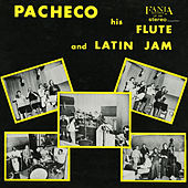 Pacheco His Flute And Latin Jam de Johnny Pacheco