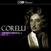 Corelli: Concerto Grosso No. 4, Op. 6: 1-3 (Single) di David Oistrakh