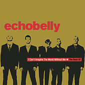 I Can't Imagine The World Without Me - The Best Of Echobelly de Echobelly