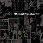 Love Or Confusion by Jimi Hendrix
