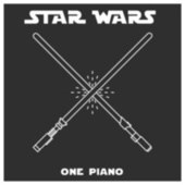 Star wars fra One Piano