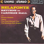 Belafonte Returns to Carnegie Hall de Harry Belafonte