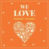 We Love Barney Kessel, Vol. 2 de Barney Kessel