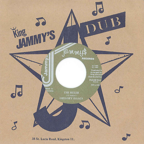 The Ruler / Version by Gregory Isaacs