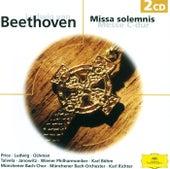 Beethoven: Missa solemnis Op.123 - Messe Op.86 by Margaret Price