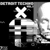 Detroit Techno X, Vol. 1 by Various Artists