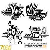 Driving & Raw Techno Elements, Vol. 2 by Various Artists