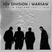 Live in England 1977 / 1978 (live) van Joy Division