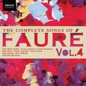 2 Songs, Op. 27: No. 1, Chanson d'amour de Malcolm Martineau