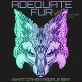 What Other People Say (feat. Christopher Huynh) di Adequate Fur