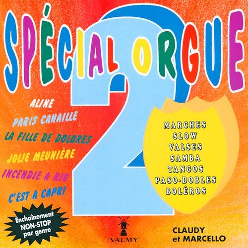 Spécial orgue Vol. 2 de Claudy