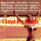 I Love Big Bands by Various