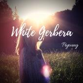 White Gerbera von Piyoung