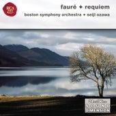 Faure: Requiem by Seiji Ozawa