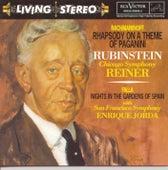 Rachmaninoff, Falla, Chopin by Arthur Rubinstein