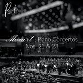 Mozart: Piano Concertos Nos. 21 and 23 Live de R-ik