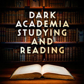 Dark Academia Studying and Reading de Various Artists